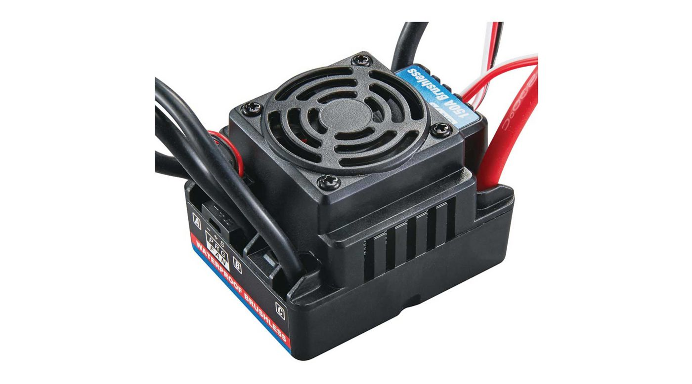 Image for 150A Programmable Brushless ESC from HorizonHobby