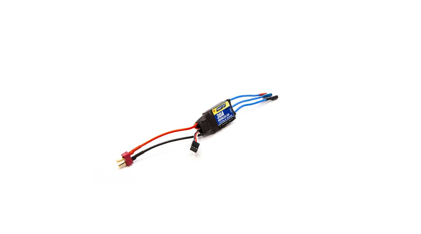 Image for 30A 2-4S Programmable Brushless Air ESC from HorizonHobby