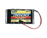Onyx - 4.8V 3600mAh NiMH Sub-C Flat Receiver Battery: Universal Receiver
