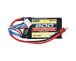 ONYX - 11.1V 600mAh 25C 3S LiPo: Micro Plug