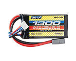 ONYX - 11.1V 1300mAh 25C 3S LiPo Star Plug