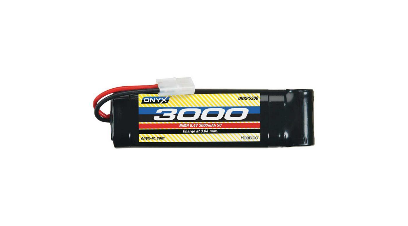 Image for 8.4V 3000mAh NiMH Sub-C Stick: Standard Plug from HorizonHobby