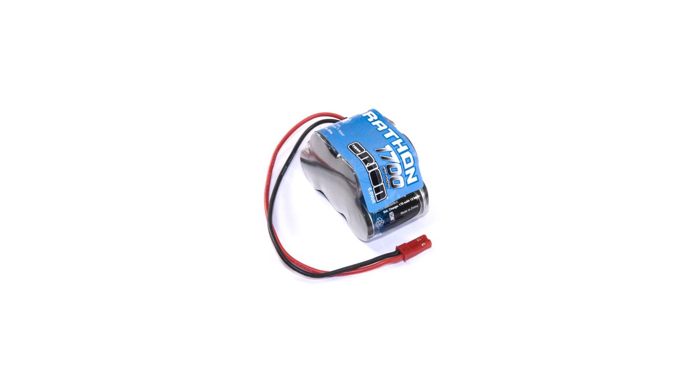 Image for Marathon 1700mAh NiMH 5C Hump Rx Pack with BEC from HorizonHobby