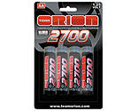 Team Orion USA - 1.25V 2700mAh NiMH AA Batteries (4)