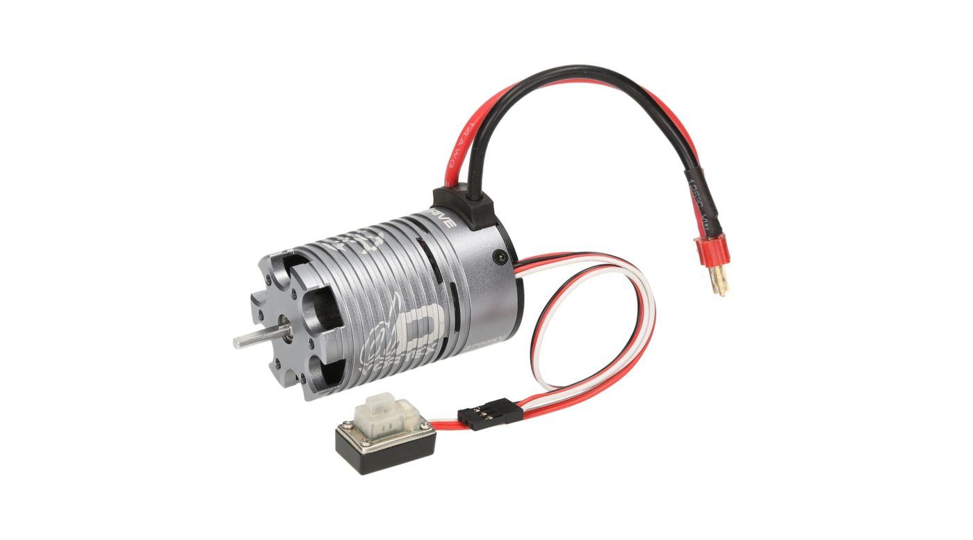 Image for dDrive 2WD Motor System, 3000Kv, 540, 4P, Deans from HorizonHobby