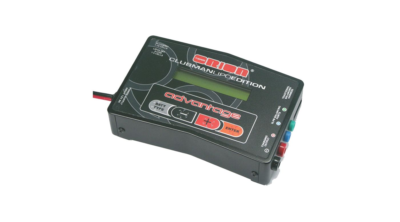 Image for Advantage Clubman LiPo Charger from HorizonHobby