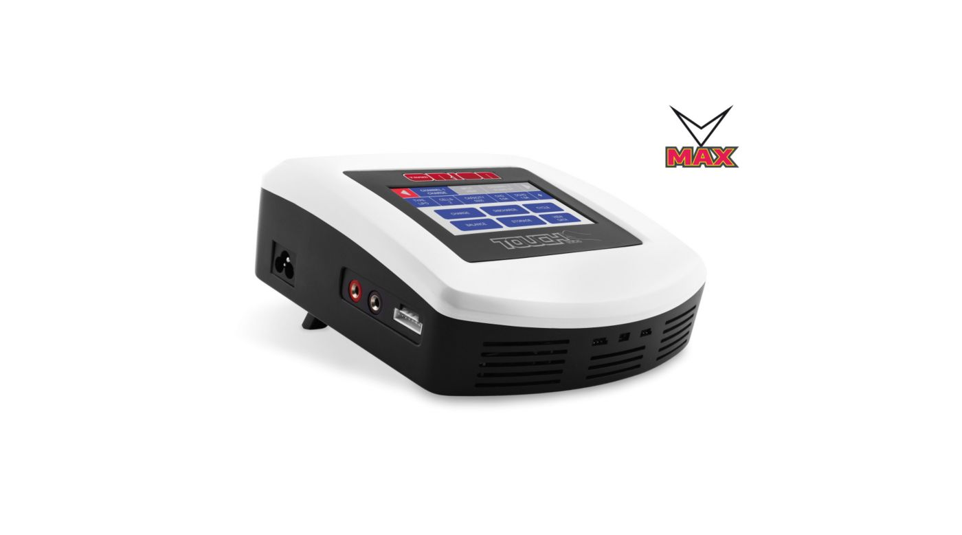 Image for Advantage Touch Duo HV AC/DC Charger from HorizonHobby