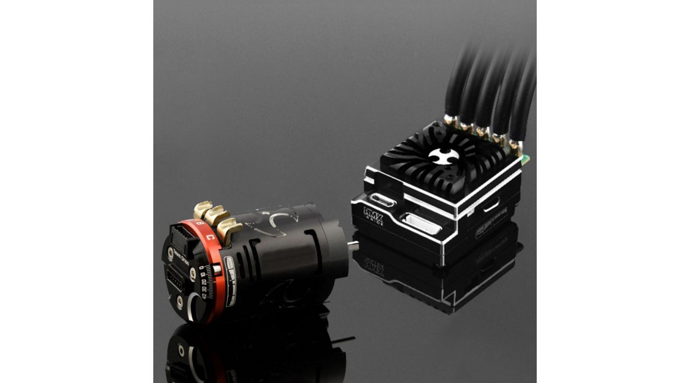 Image for HMX 10 Blinky Bundle with 17.5 T Motor from HorizonHobby