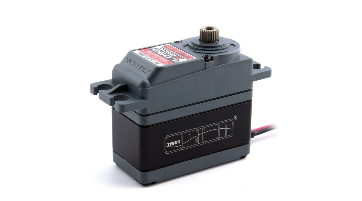 Image for Vortex VDS2-HV XS 2607 Digitial Servo from HorizonHobby