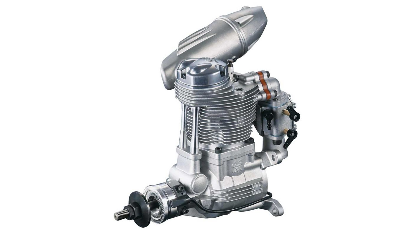 Image for GF40 40cc 4-Stroke Gas Airplane Engine with Muffler from HorizonHobby