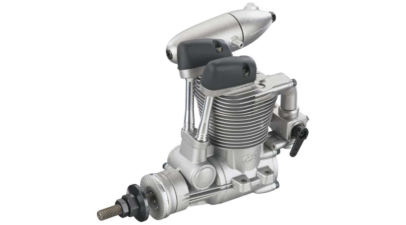 Image for FS-62V Ringed 4-Stroke .62 Glow Engine with Muffler from HorizonHobby