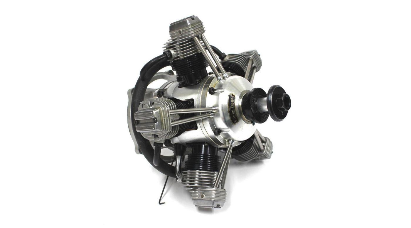 Image for FR5-300 Sirius 5-Cylinder Radial 4-Stroke Engine from HorizonHobby