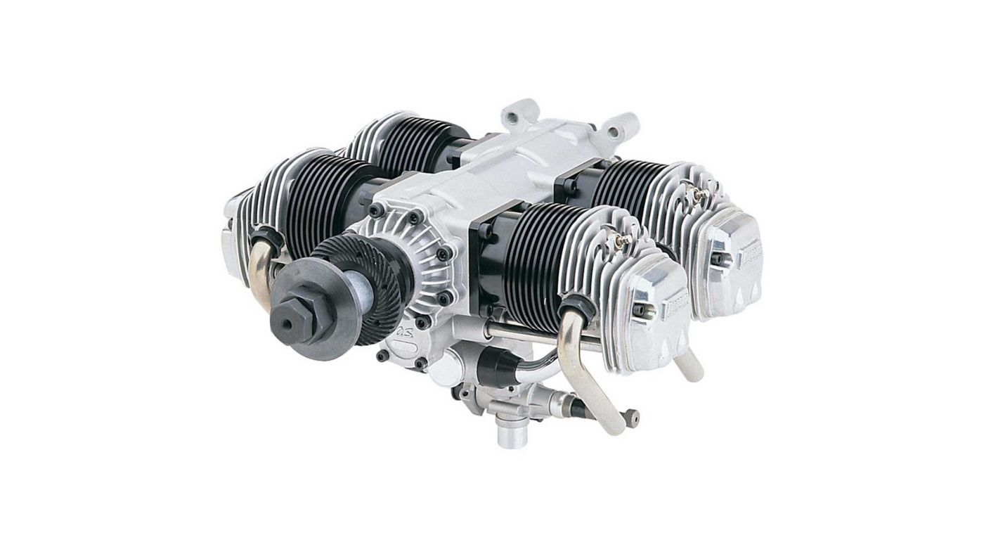 Image for FF-320 Pegasus 4-Cylinder Ringed 4-Stroke Engine from HorizonHobby