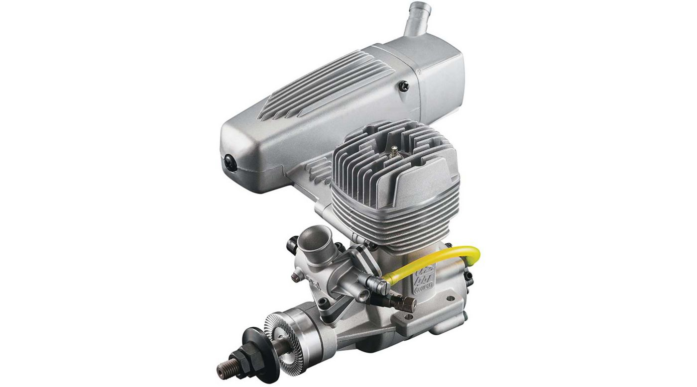 Image for GGT15 15cc Gas Glow Ignition 2-Cycle Engine with Muffler from HorizonHobby