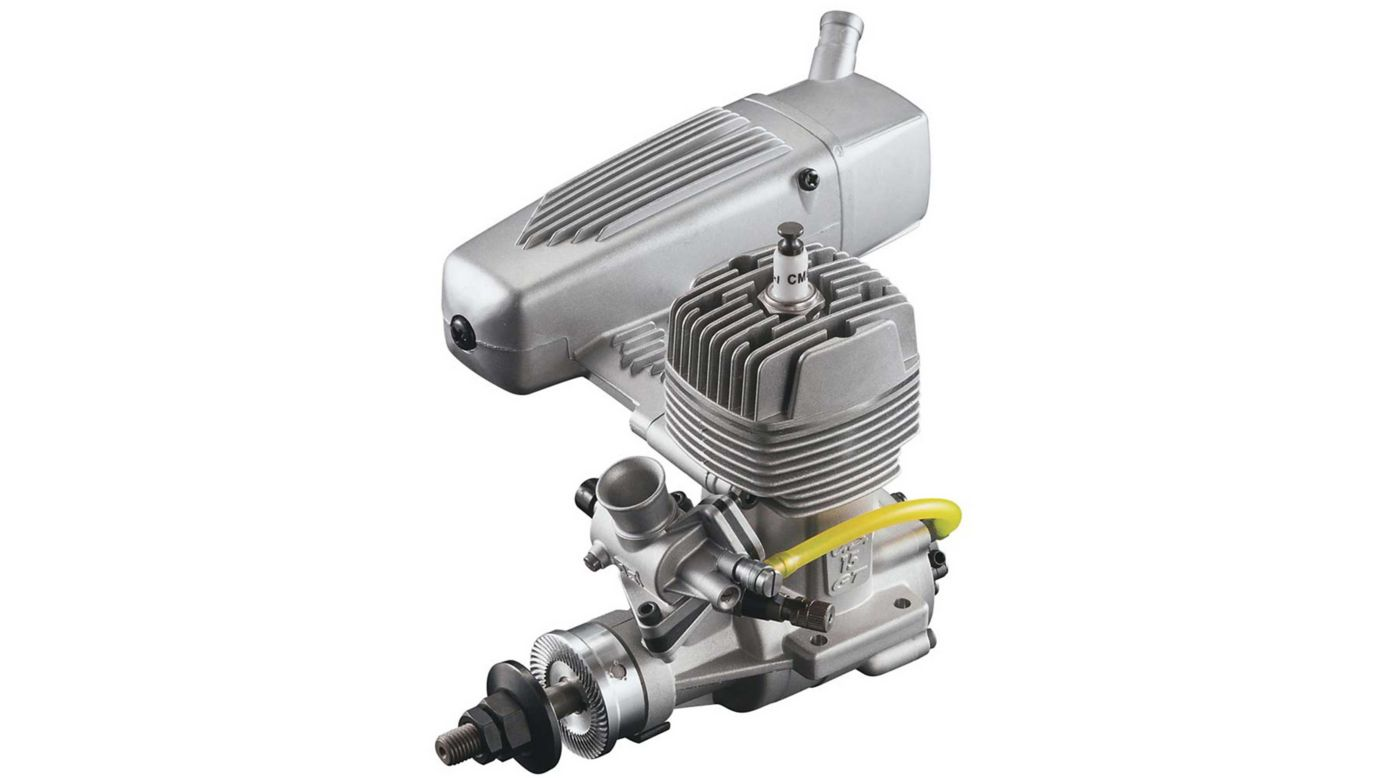 Image for GT15 15cc Gas 2-Cycle Airplane Engine with Muffler from HorizonHobby