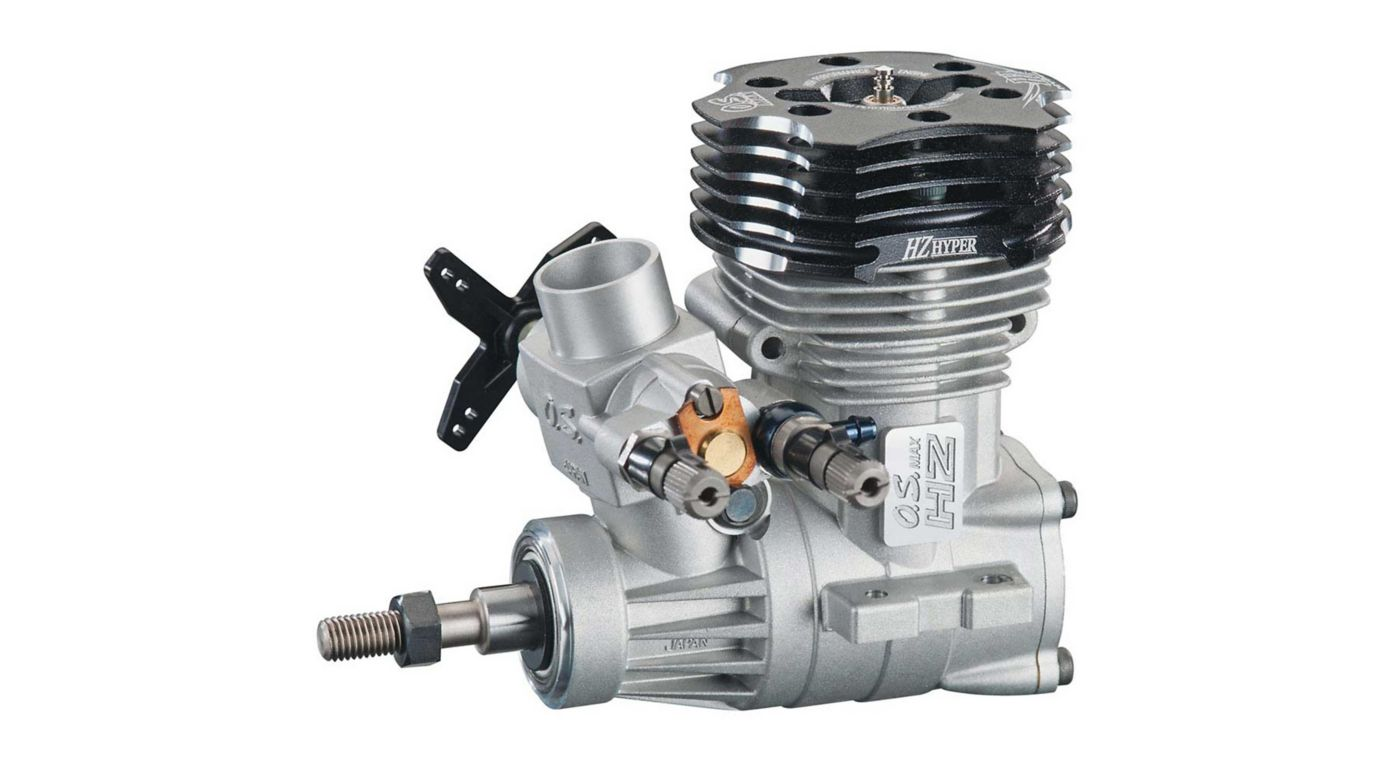 Image for 55HZ-H Hyper Ringed .55 Helicopter Engine from HorizonHobby