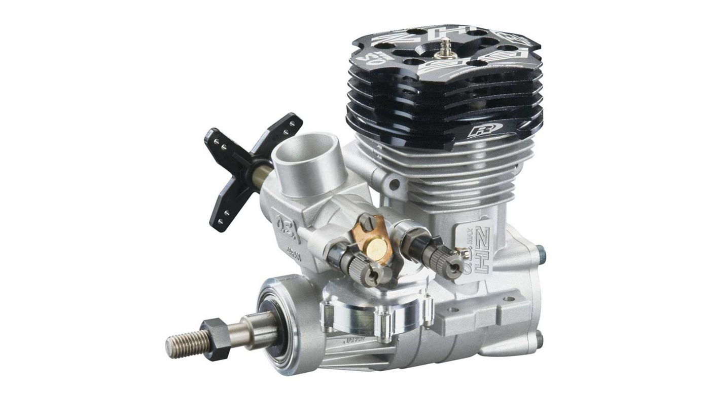 Image for 55HZ-R DRS Ringed .55 Helicopter Engine from HorizonHobby