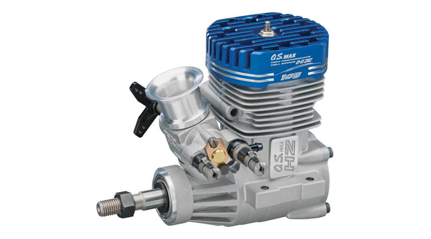 Image for 105HZ 1.05 Helicopter Engine from HorizonHobby