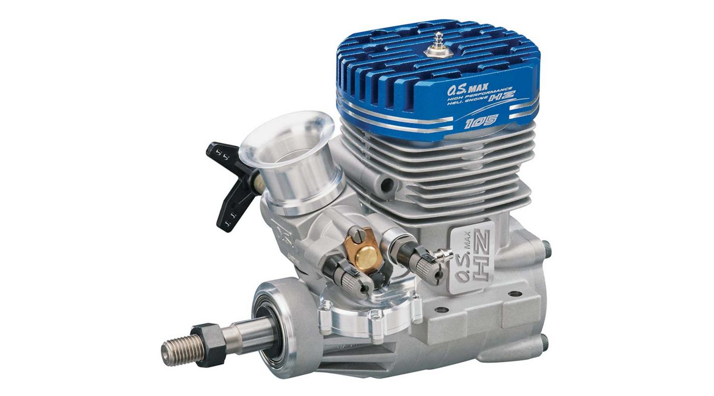 Image for 105HZ-R DRS 1.05 Helicopter Engine from HorizonHobby