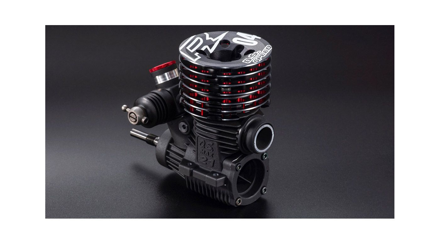 Image for O.S. Speed R2104 1/8 Scale Engine from HorizonHobby