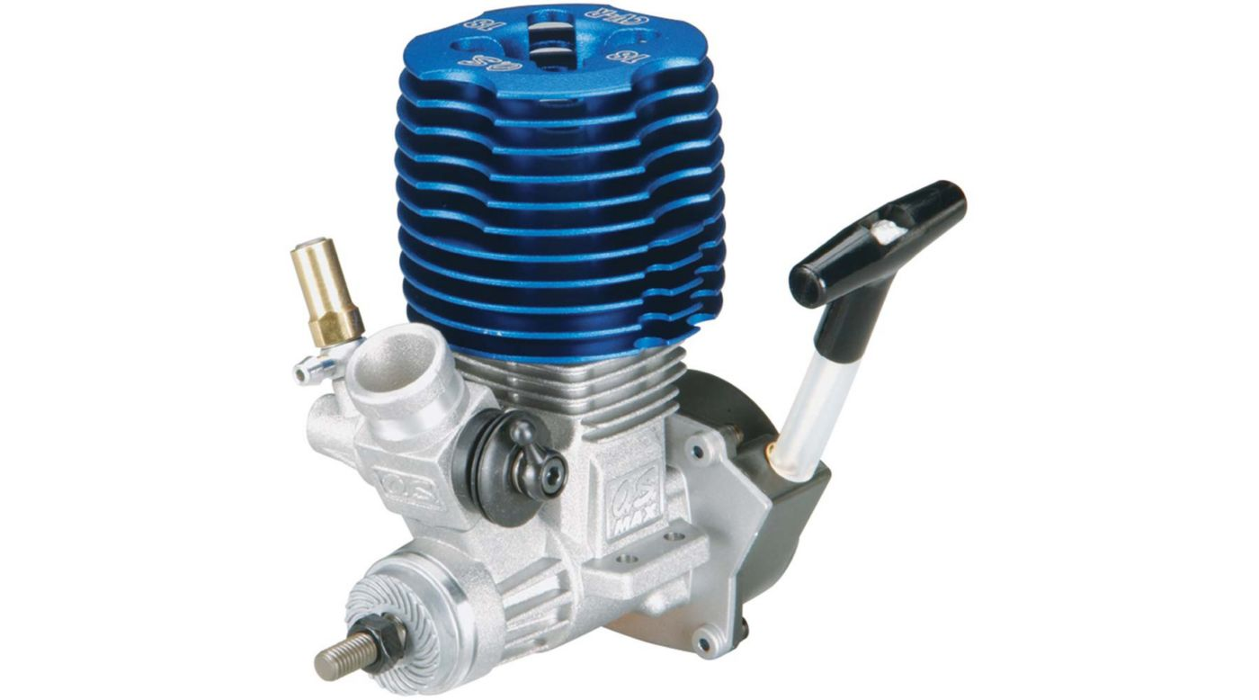 Image for 18CV-RX ABC w 11G Slide Carb from HorizonHobby