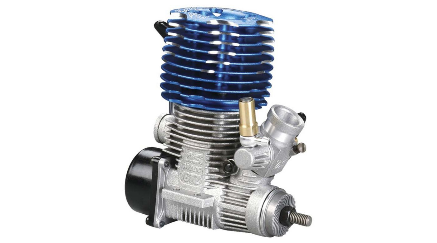 Image for 18TZ-TX ABC Turbo Engine with 11L Rotary Carb from HorizonHobby