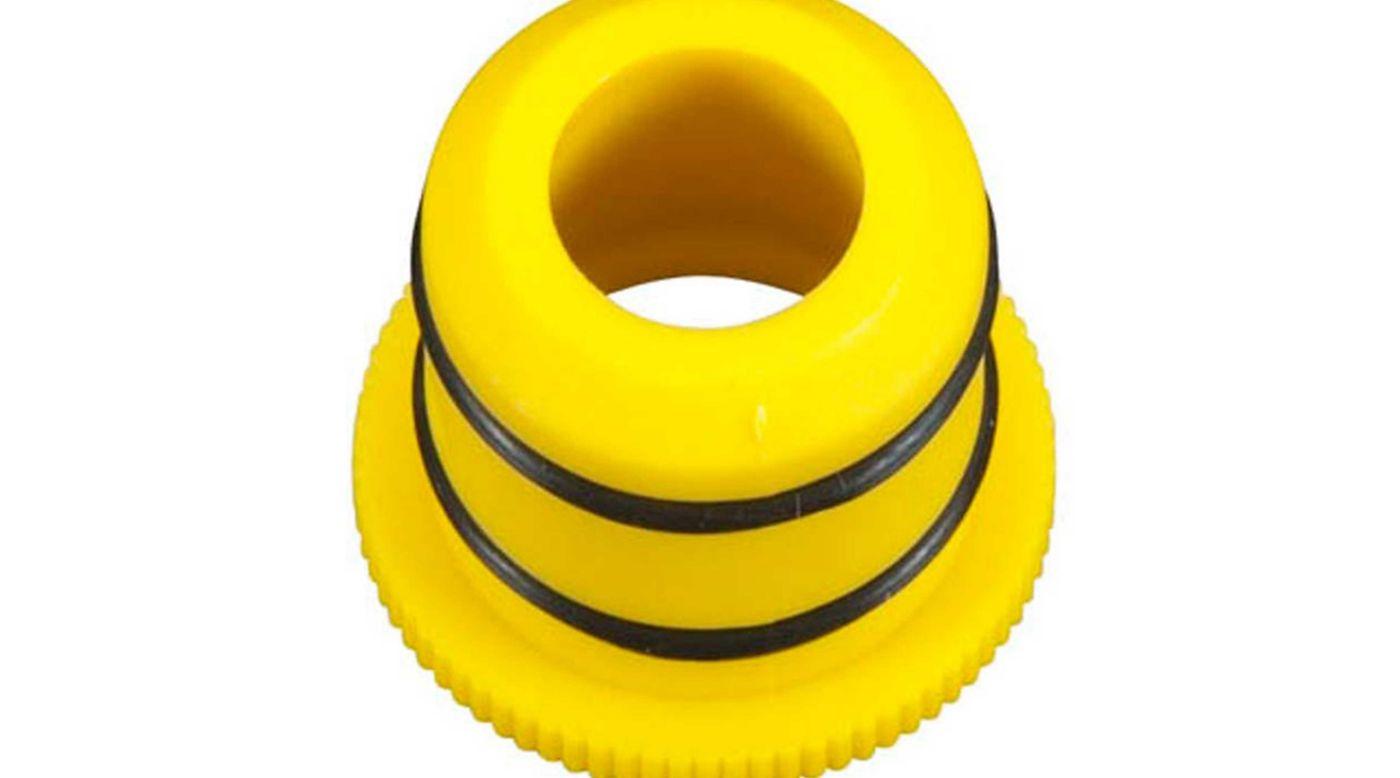 Image for Carburetor Reducer 7mm, Yellow: 21XZ-B from HorizonHobby