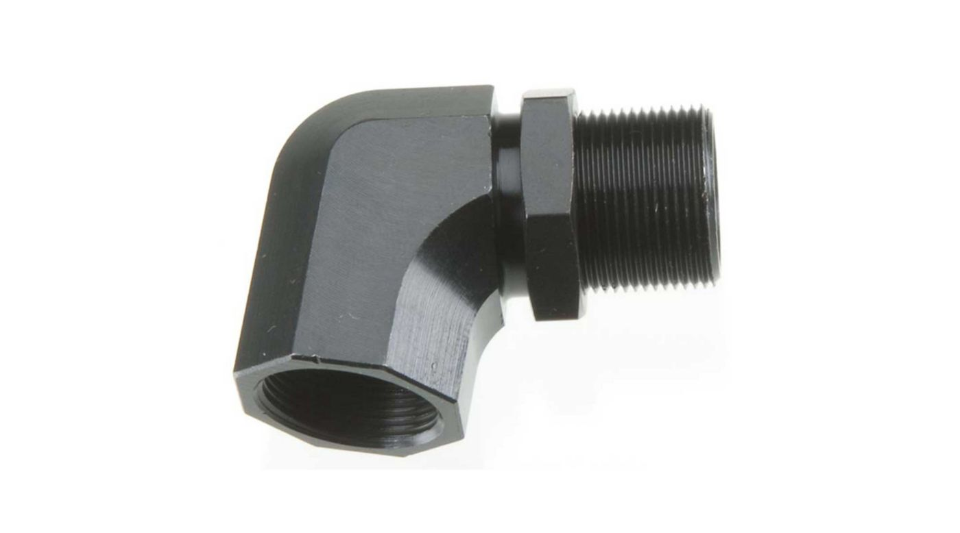 Image for 80 Degree Exhaust Header: 155FS-a from HorizonHobby