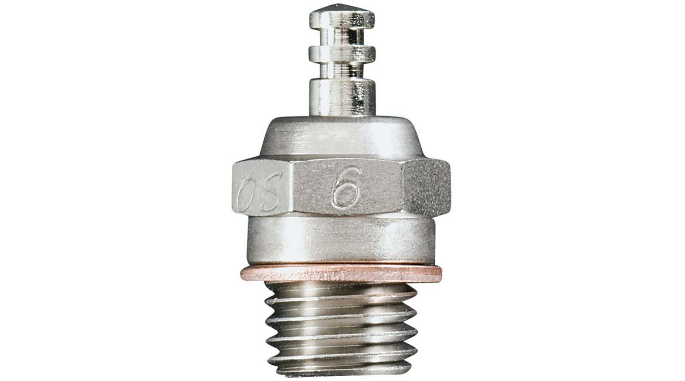 Image for #6 A3 Glow Plug Hot Air from HorizonHobby