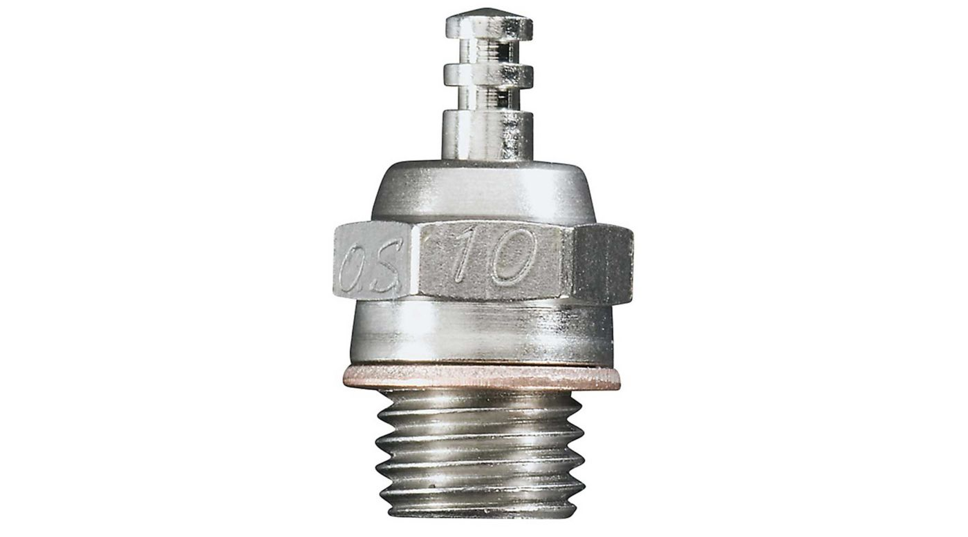 Image for #10 A5 Glow Plug Cold Air from HorizonHobby