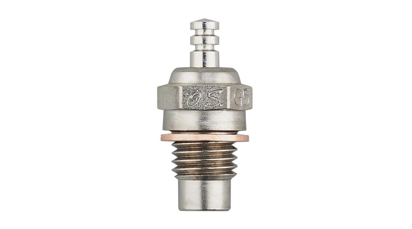 Image for Glow G5 Gas Plug: GGT15 from HorizonHobby