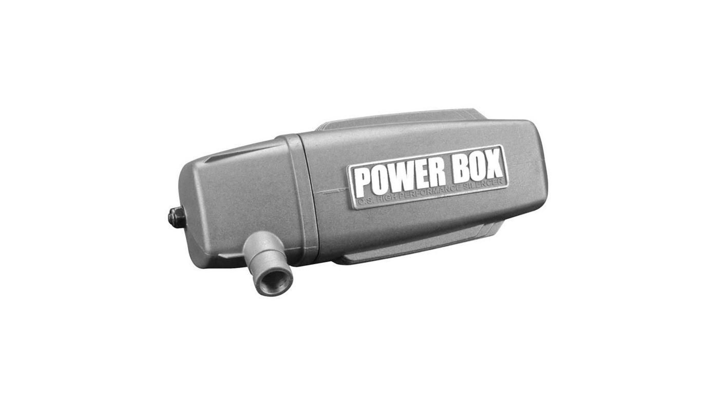 Image for Muffler Power Box: 120AX from HorizonHobby