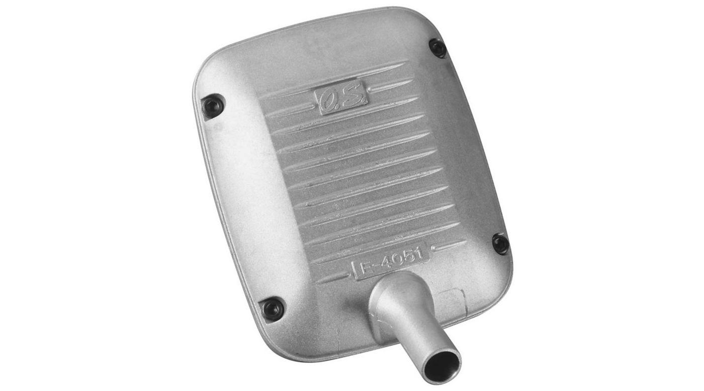 Image for E-4051 Muffler: GT15HZ from HorizonHobby