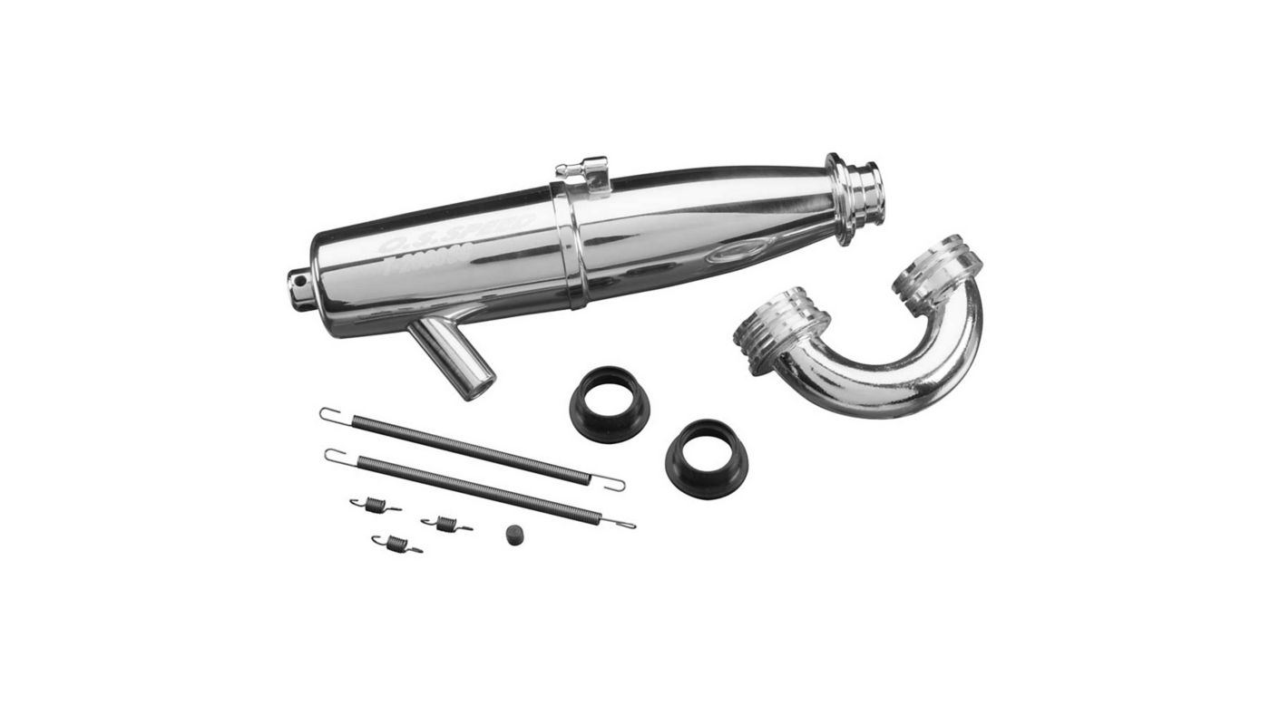 Image for T-2060SC WN Tuned Pipe Complete Set from HorizonHobby