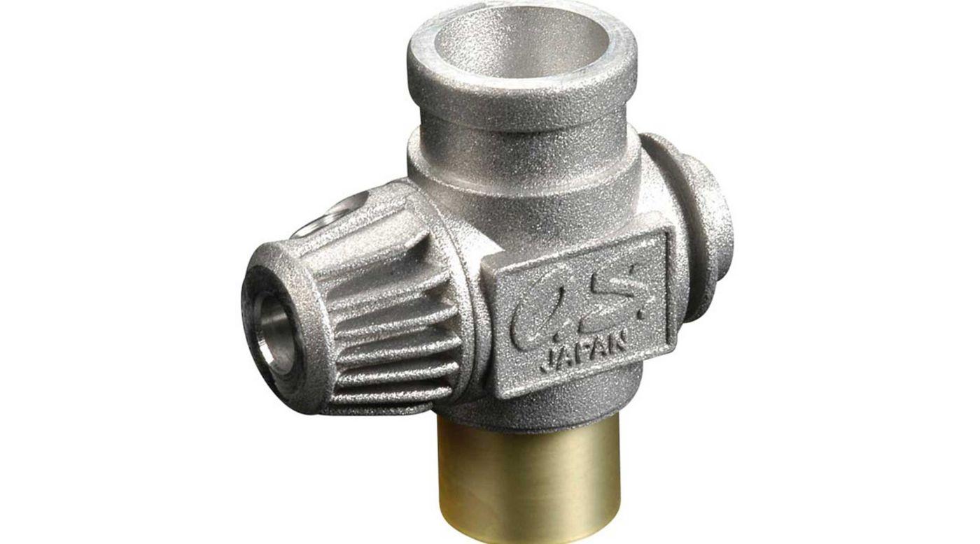 Image for Carburetor Body: 18TM from HorizonHobby
