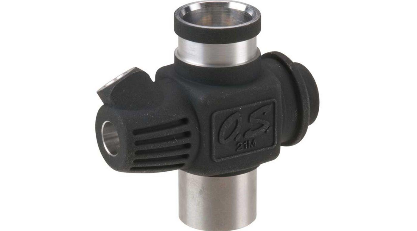 Image for Carburetor Body: 21M(B), 21XZ-R Speed from HorizonHobby