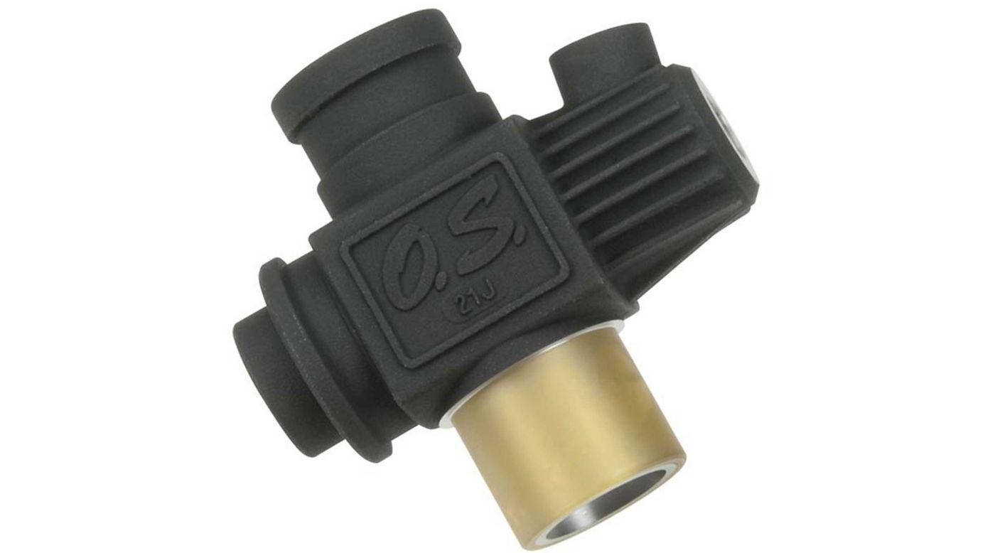 Image for Carburetor Body: 21J2(B), 21XZ-B Speed from HorizonHobby
