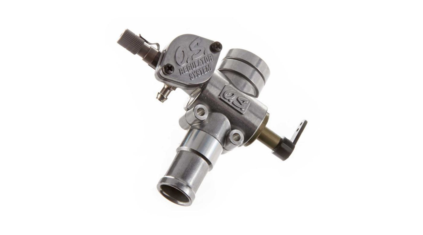 Image for 70T Carburetor: GF30 Gasoline Engine from HorizonHobby