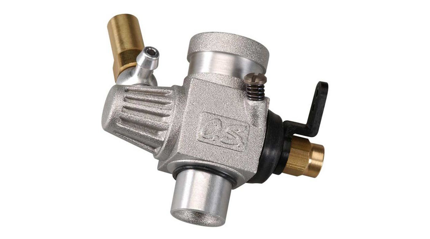 Image for Carburetor: #11J Rotary, 18CV-R RX from HorizonHobby