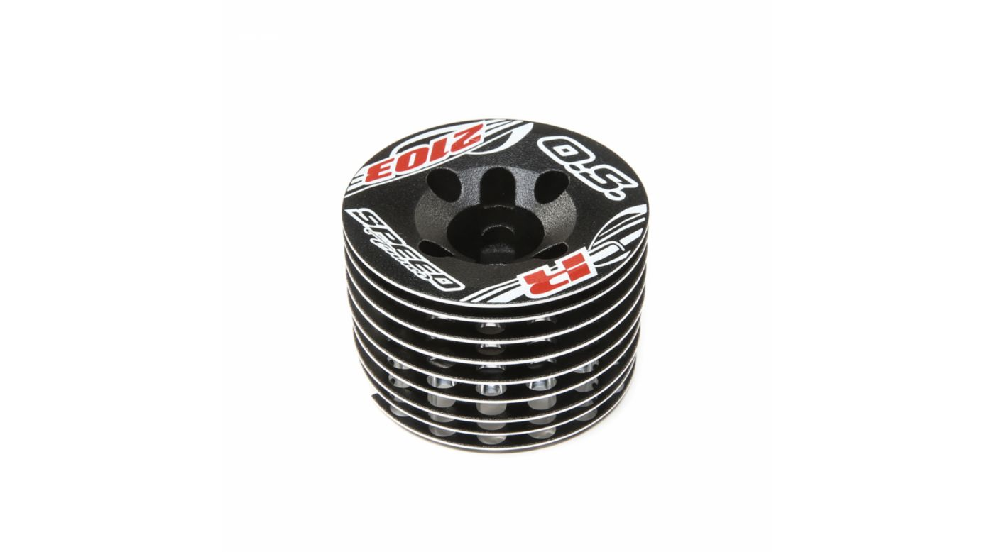 Image for Outer Cylinder Head: R2103 Speed from HorizonHobby