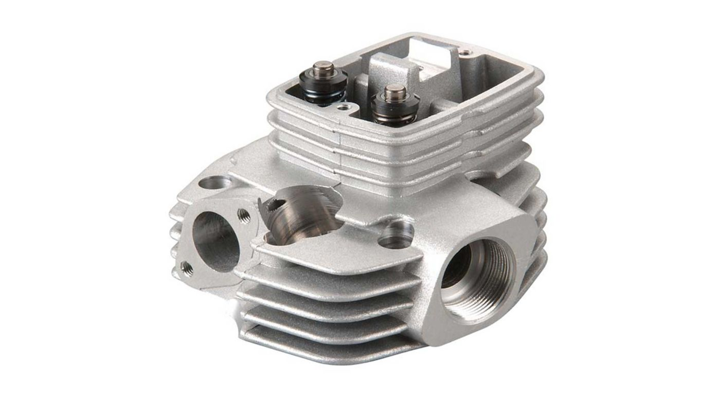 Image for Cylinder Head Assembly: FS-120 III from HorizonHobby