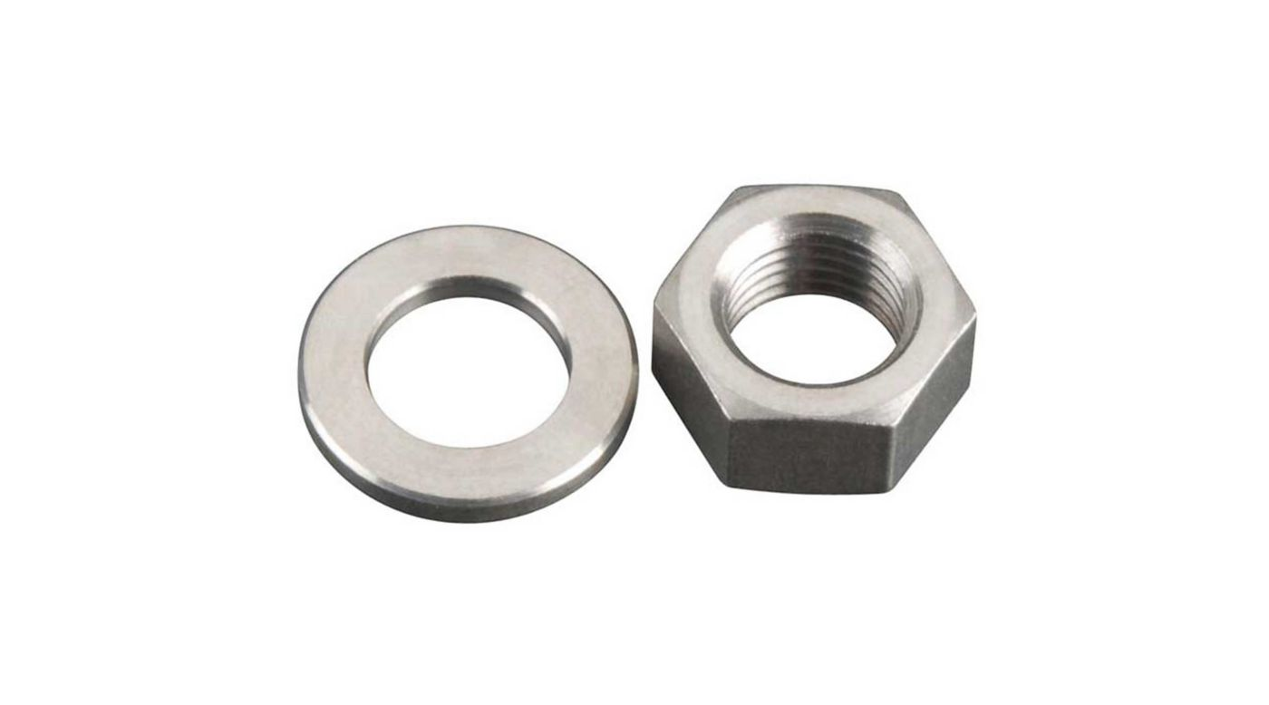 Image for Drive Shaft Nut: 21XM from HorizonHobby