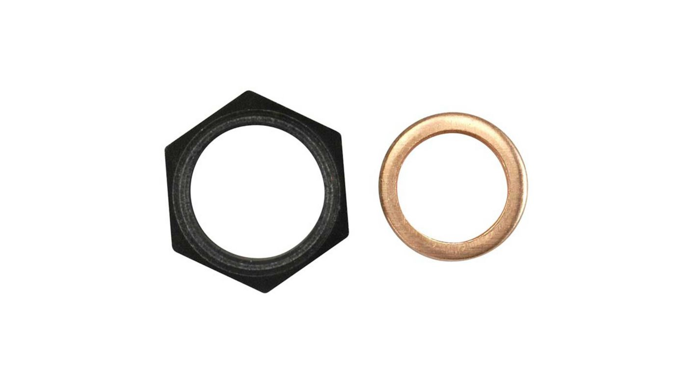 Image for Exhaust Pipe Nut: F90-240 from HorizonHobby