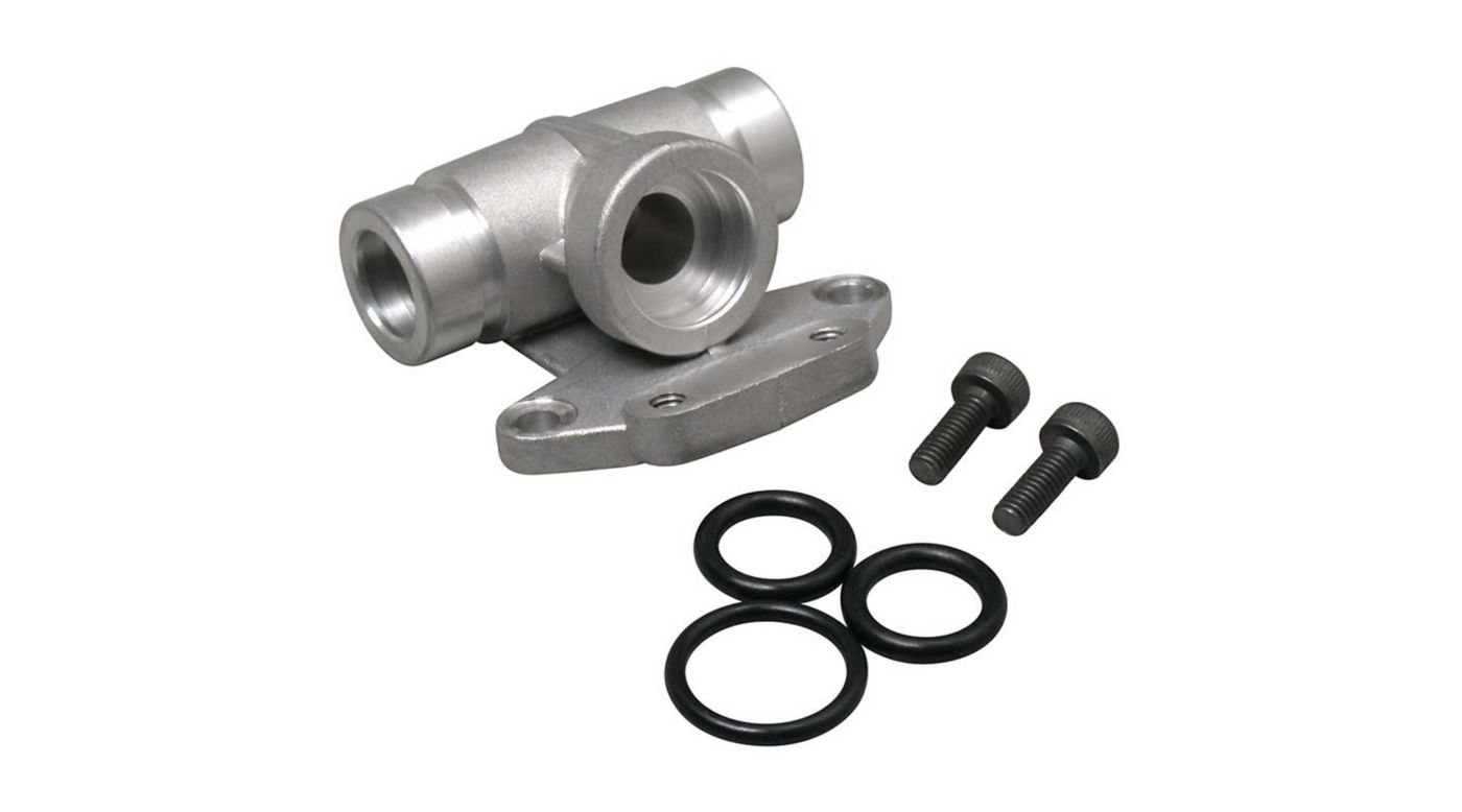 Image for Intake Manifold Assembly: FT-120 and FT-160 from HorizonHobby