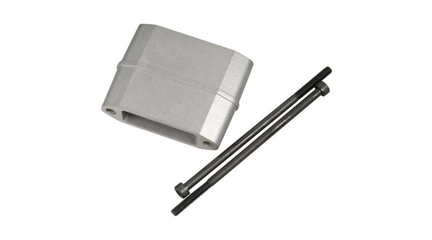 Image for Muffler Extension: 120AX from HorizonHobby