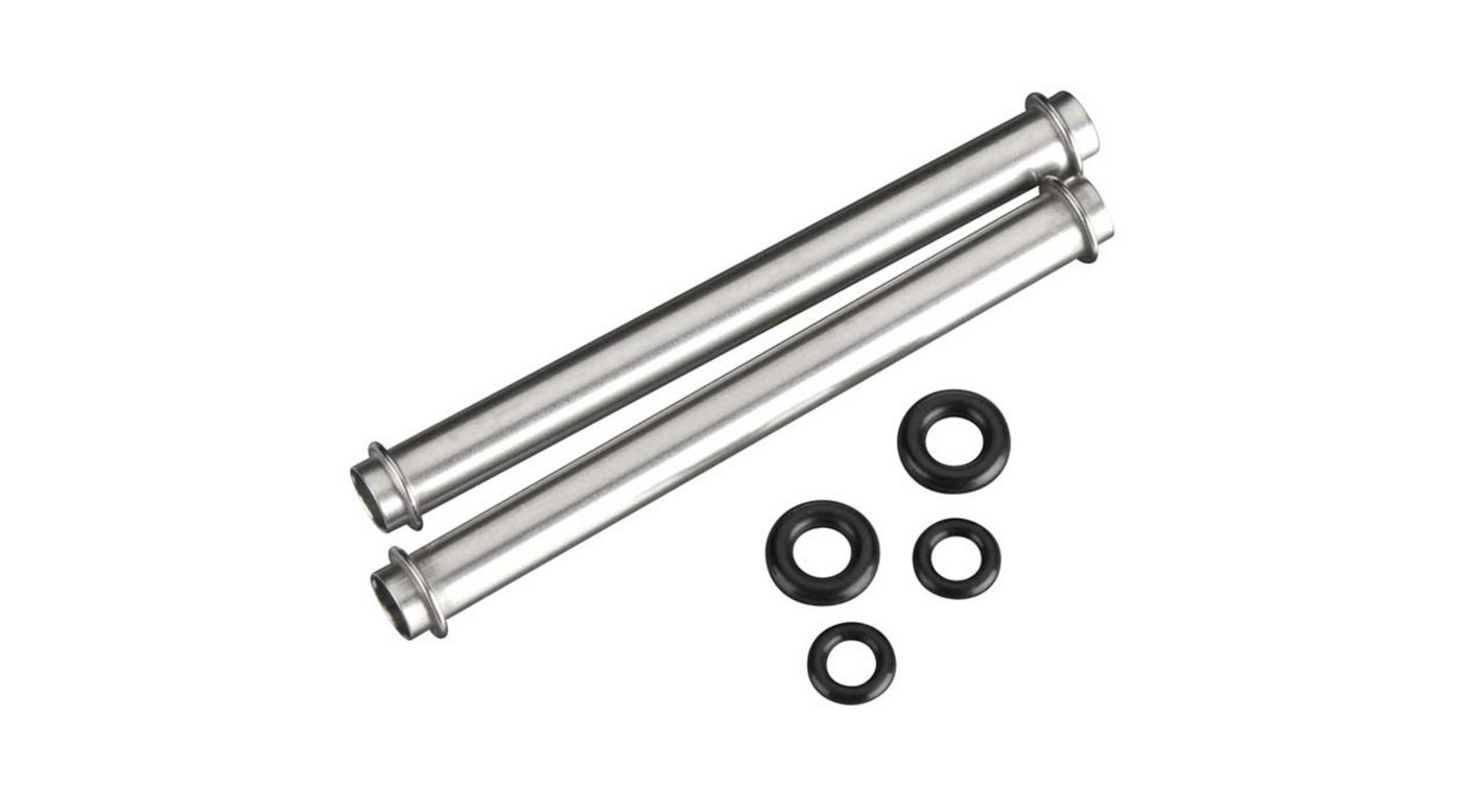 Image for Pushrod Cover Assembly: FT-120-240 from HorizonHobby