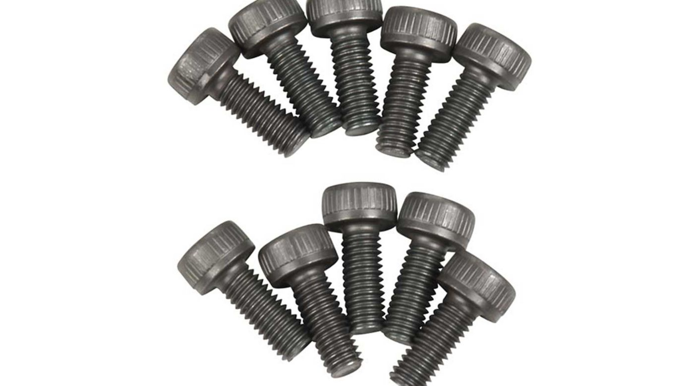 Image for Cover Plate Screws (10): 120AX from HorizonHobby