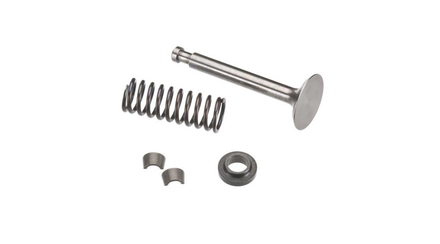 Image for Valve Assembly Exhaust: FS-120 Surpass from HorizonHobby