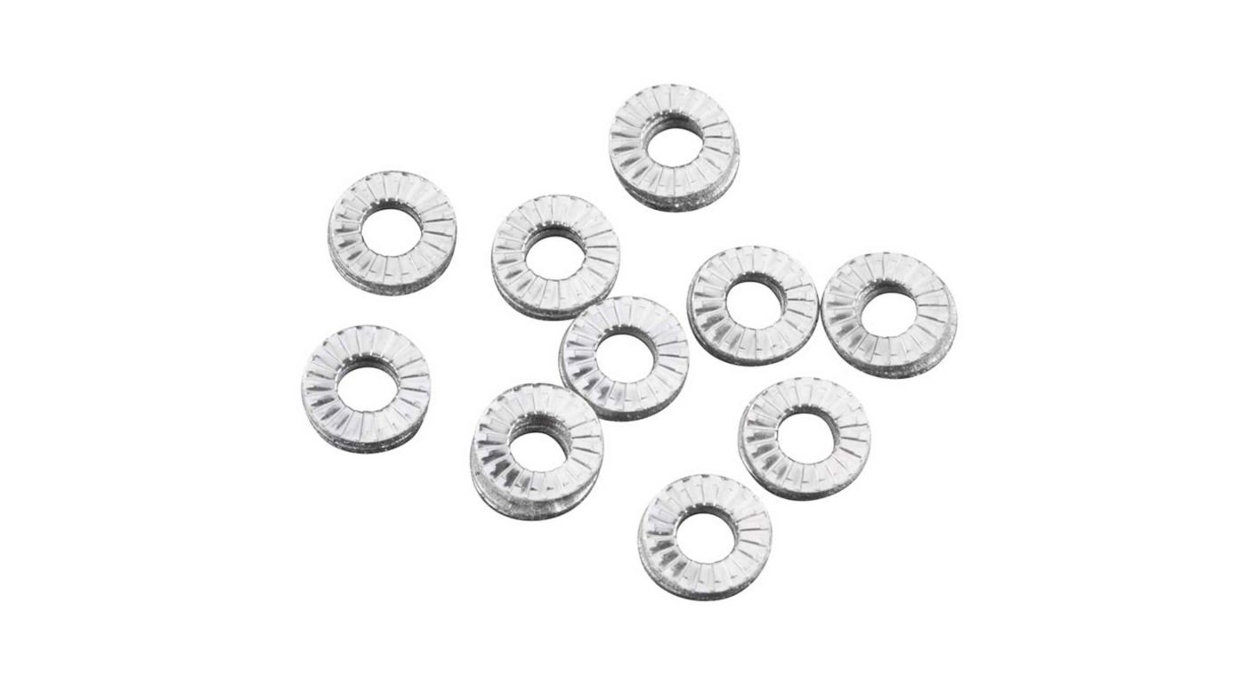 Image for Lock Washer 3mm from HorizonHobby