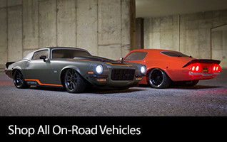 Shop All RC On-Road Cars and Trucks